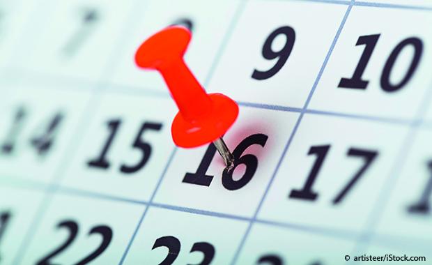 Englische Datums Und Zeitangaben Business Spotlight